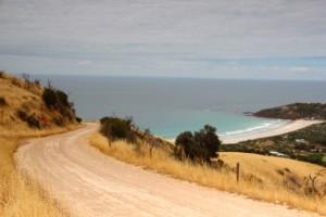 Fahrt zur Snelling Beach