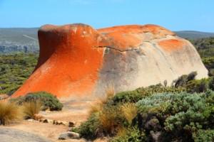 beeindruckend sind die Felsen