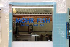 hübsches Fischrestaurant