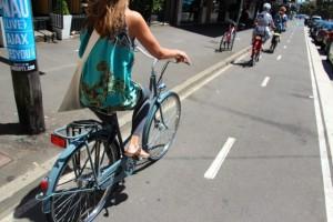auf Holland-Rädern durch Sydney