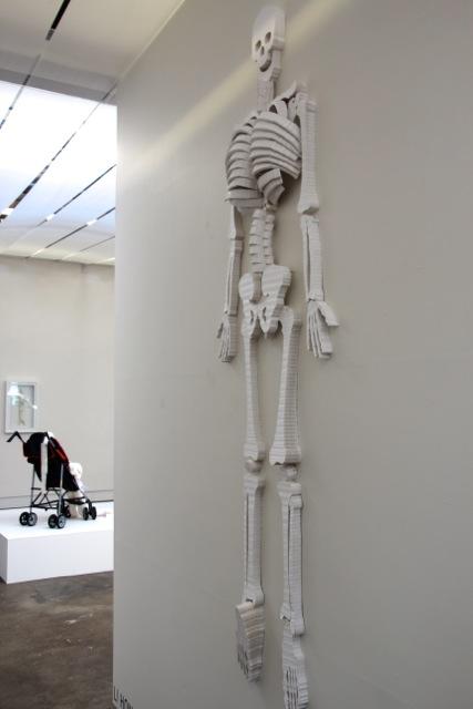 Dominik Mersch zeigt in seiner Gallerie die Arbeiten des chinesischen Künstlers Li Hongbo