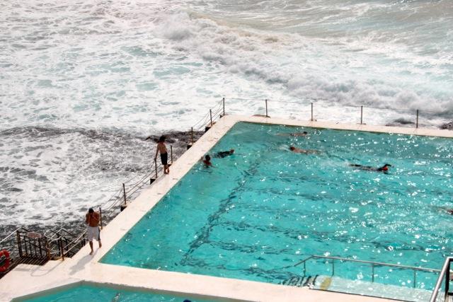 """Bondis """"Icebergs"""" ist ein Fitness-Club mit Schwimmbecken"""