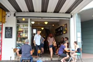 """das Café """"Ellas"""""""