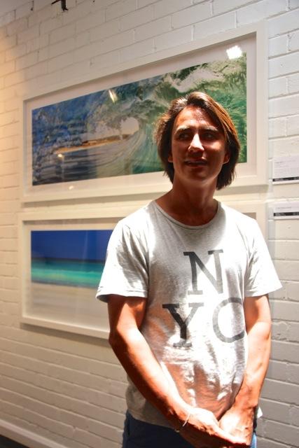 Eugene Tan in Bondi