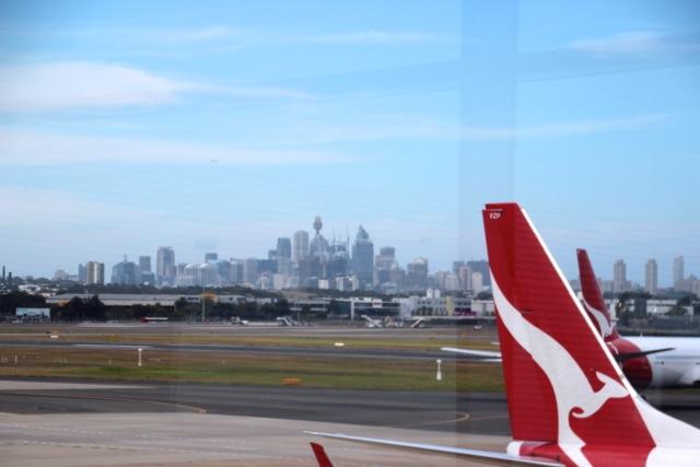 Abschied aus Sydney
