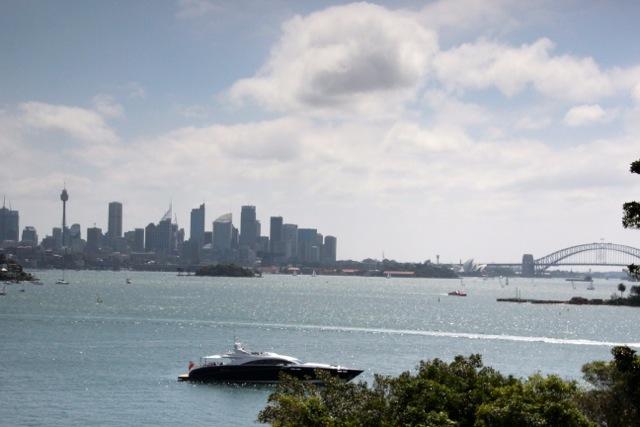 reiches, cooles Sydney