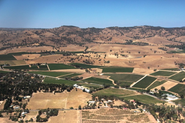 das Barossa Valley