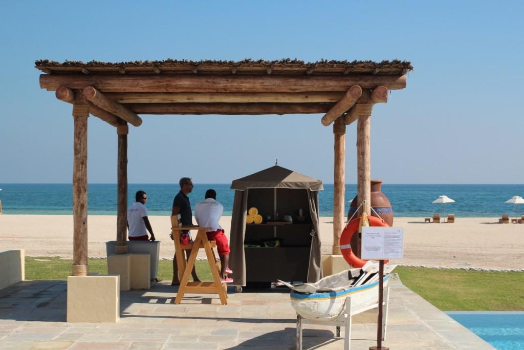 Sir Bani Yas Island, Abu Dhabi, Anantara Hotel, copyrigth www.pushandreset.com