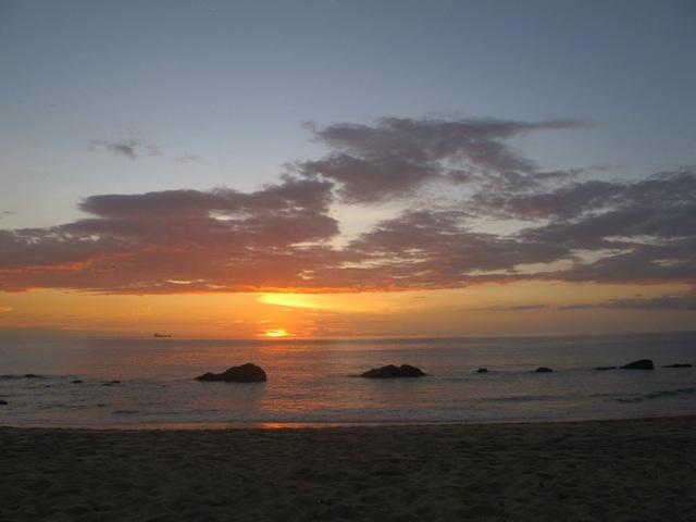 Sonnenuntergang Koh Lanta