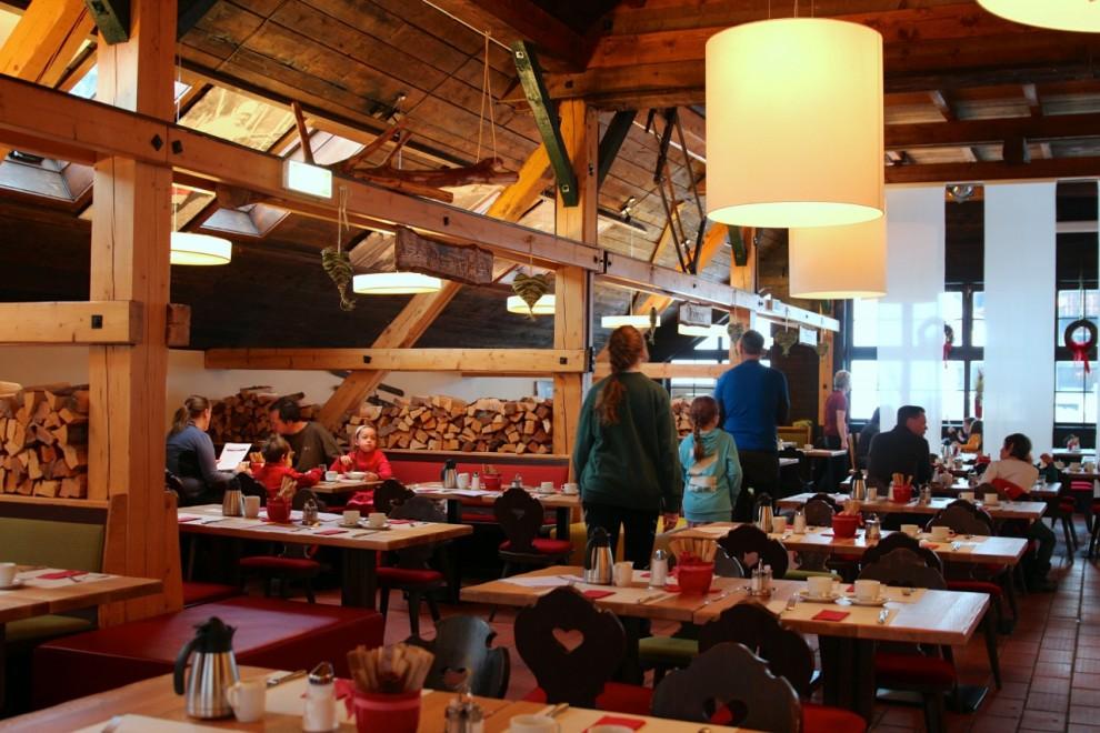 das Familien-Restaurant