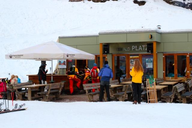 Aprés-Ski im Tal