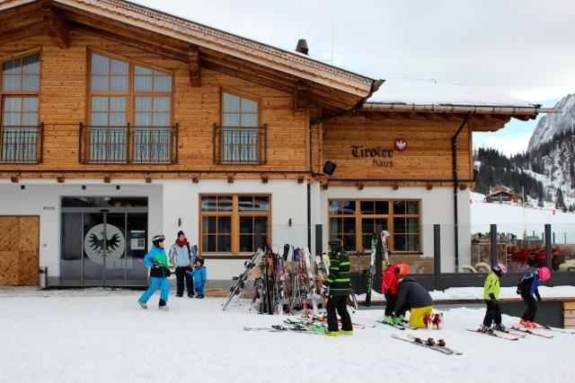 das Haus Tirol