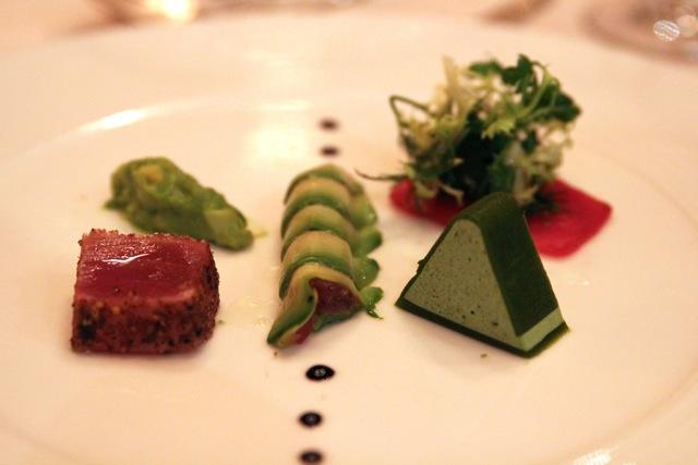 Variationen von Thunfisch