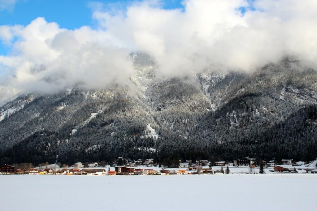 umringt von Bergen – Achenkirch