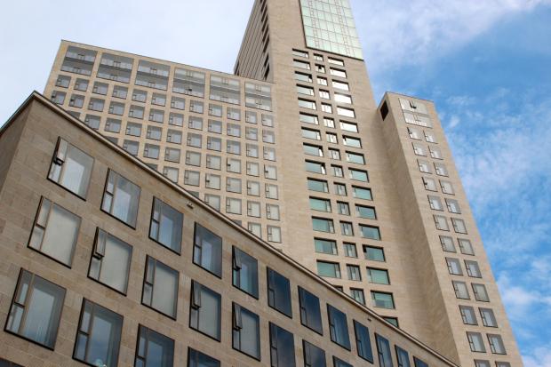 Das Waldorf Astoria