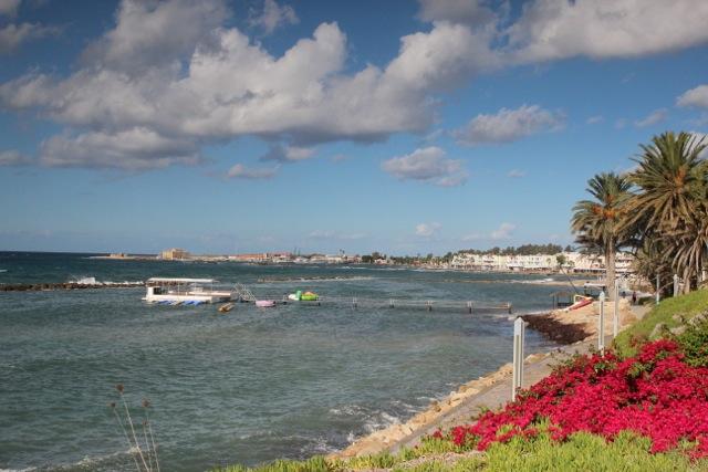 Zypern – Blick aufs Meer