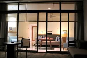 Das Zimmer im Almyra