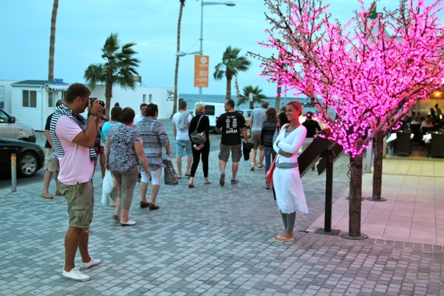 Schön, auch ohne Übertreibung: Kitsch hat Zypern gar nicht nötig