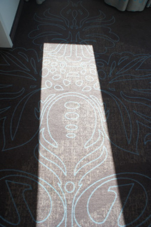 wildes Teppich-Muster