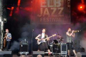 die Punk-Jazzer Pink Freud aus Polen